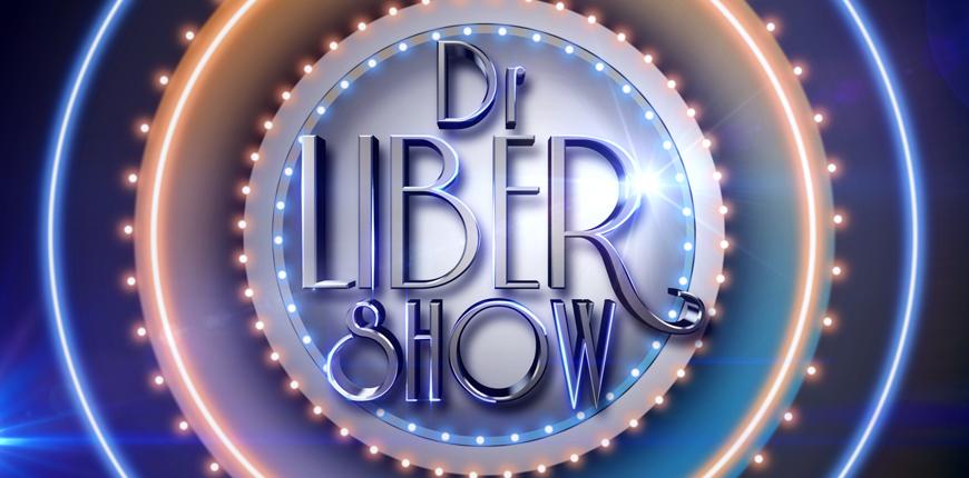 dr liber show logo