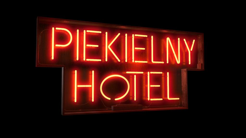 logo piekielny hotel