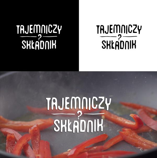 tajemniczy skladnik logo concept4